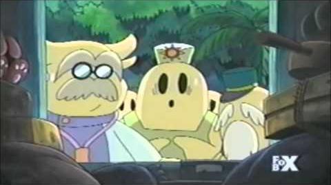 Kirby Right Back at Ya HD Episode 81 A Trashy Tale