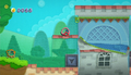 Kirby's Epic Yarn Captura 22