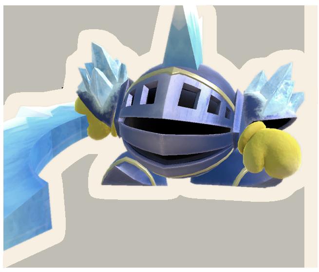 Frost Kibble Blade