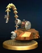Combo Cannon Trophy