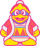 K25 King Dedede artwork