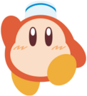 PPPTrain Waddle Dee artwork