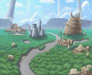 JunglaJuglar KirbyMouseAttack MapaFondo