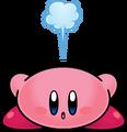 KSSU Kirby Crouching artwork