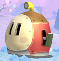 Waddle Dee Mecánico