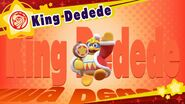 King Dedede Dream Friend