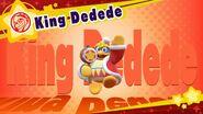 King Dedede Dream Friend
