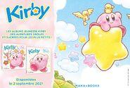 Kirby LivresManaBook2021