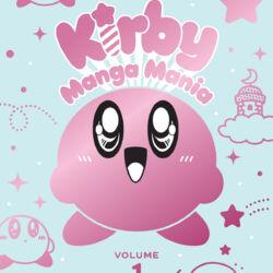 Kirby Manga Mania