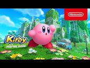 Kirby et le monde oublié – Sortie au printemps 2022 ! (Nintendo Switch)