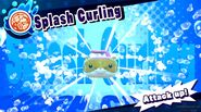 Splash Curling Rick