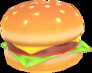 KSA Burger model
