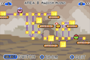 Radish Ruins Map