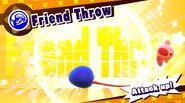 Gooey's Friend Throw