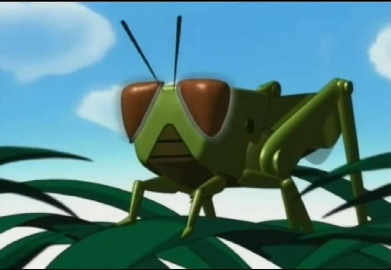 Grasshopper Eavesdropper