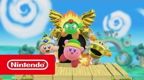 Kirby (vorläufiger Titel) – Trailer der E3 2017 (Nintendo Switch)