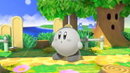 SSBUl White Kirby
