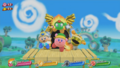 Kirby Poppy Bros Sir Kibble Burning Leo
