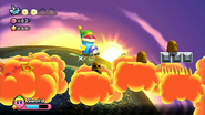 Kirby Wii captura 2