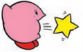 Kirby's Dreamland (Kirby (Spiting-Out a Star))