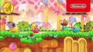 Kirby Fighters 2 – Artiste, clochette, parasol, rayon et Gooey ! (Nintendo Switch)