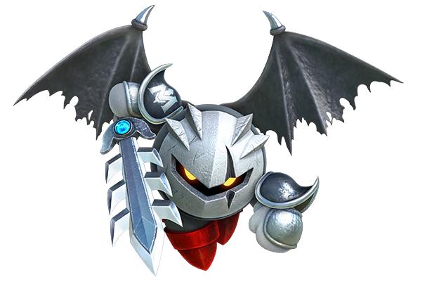 Meta Knight Oscuro
