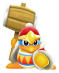 KTD King Dedede artwork menu