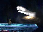 Link Against the Master Hand