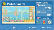 KEY Patch Castle
