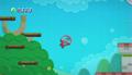 Kirby's Epic Yarn Captura 13