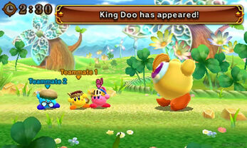 King Doo TKCD