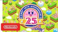 Kirby's 25th Anniversary Concert - Full Soundtrack OST