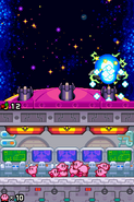 Small UFO Blast