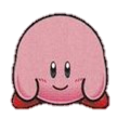KDL3 Kirby down