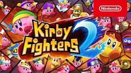 Maintenant disponible Kirby Fighters 2 - Un jeu de combat plein de charme ! (Nintendo Switch)