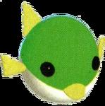 K64 Blowfish artwork
