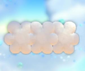 バウンド雲