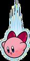 KSSU Drop Kirby artwork