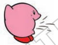 Kirby's Dreamland (Kirby (Inhaling))