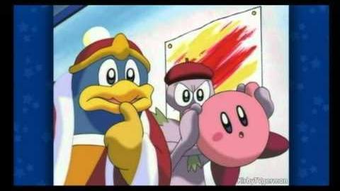 "Kirby Anime Hoshi no Kaabii - Folge 49 - ""Filmstadt Zeetown"" deutsch german"