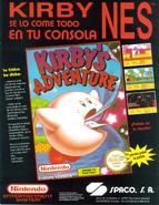 Kirby promo ESP