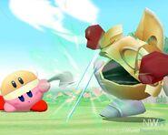 Sir Kibble Kirby Wii