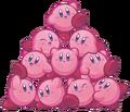 KMA Kirby pyramid transparent