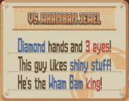 Wham Bam Jewel Info