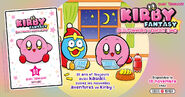 Annonce Kirby Fantasy