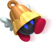 Unnamed bell enemy