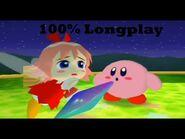 100% Longplay - Kirby 64- The Crystal Shards (N64)