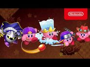 Kirby Fighters 2 - Copy Compendium -5 - Nintendo Switch