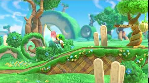 Kirby Star Allies Blade Knight Showcase