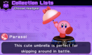 Bouncy Umbrella Headgear